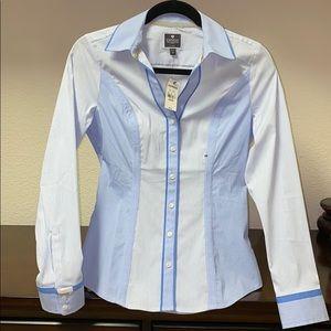 New Express button up shirt